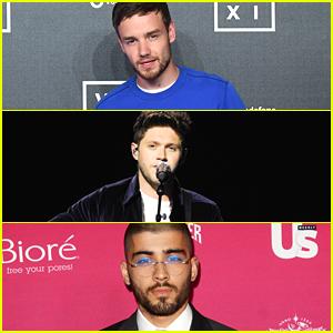 Liam Payne, Niall Horan & Zayn Malik Have Now All Had #1 Pop Songs