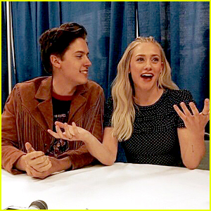 Cole Sprouse Shares New Pics of Lili Reinhart on Instagram