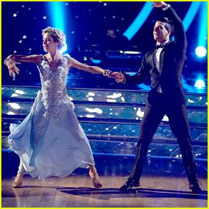 Lindsey Stirling & Mark Ballas Foxtrot to 'Pinocchio' on DWTS Season 25 Week 5