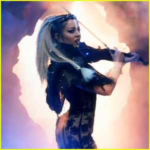 Lindsey Stirling Debuts Visually Stunning 'Mirage' Music Video - Watch!
