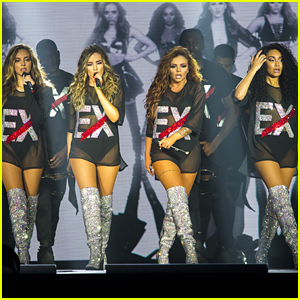 Little Mix Kick Off New Tour in Aberdeen - Pics!