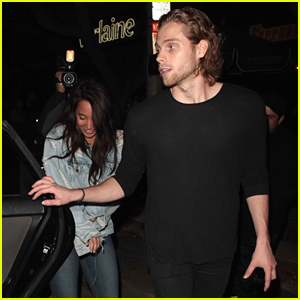 Luke Hemmings & Sierra Deaton Have Night Out After 5SOS Wraps Up Tour Dates