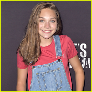 Maddie Ziegler Opens Up About Being Bullied For Her 'Bad Teeth'
