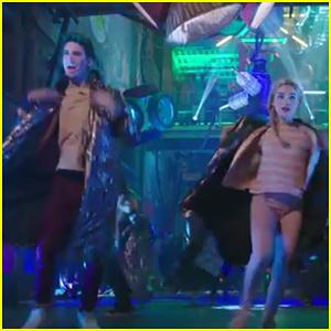 Disney Channel Drops First Zombies Music Video Teaser Meg