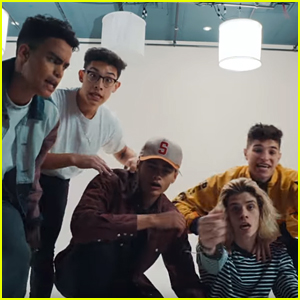 PRETTYMUCH Debut Super Fun 'Teacher' Music Video - Watch Now!