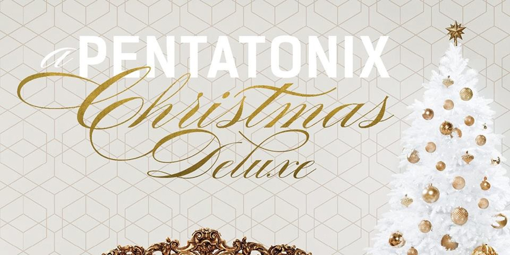 Pentatonix Christmas Deluxe.Pentatonix Reveal New Christmas Songs On Upcoming Album With