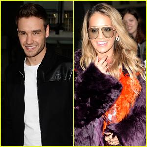 Liam Payne Reacts to Rita Ora Imitating His Girlfriend Cheryl Cole!