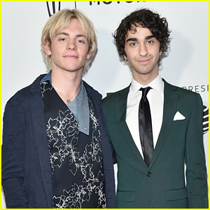 Ross Lynch & Alex Wolff Avoided Each Other While Filming 'My Friend Dahmer'