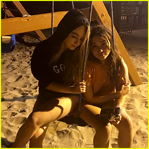 Rowan Blanchard Gets 16th Birthday Love From Sabrina Carpenter & 'Girl Meets World' Co-Stars