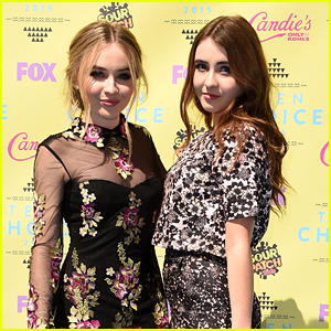Sabrina Carpenter Celebrates Her Big Sister's Bday With a Sweet Throwback