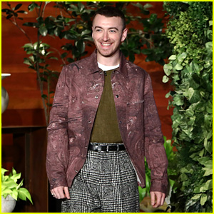 Sam Smith Seemingly Confirms He's Dating Brandon Flynn (Video)