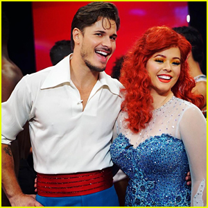 Sasha Pieterse & Gleb Savchenko Deliver Disney Inspired Rumba on DWTS Season 25 Week 5