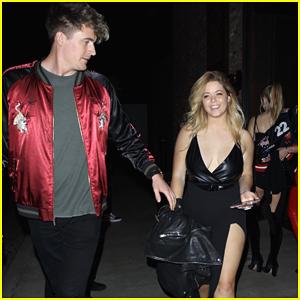 Sasha Pieterse Reveals She'd Love DWTS Partner Gleb Savchenko To Cameo on New Show 'The Perfectionists'