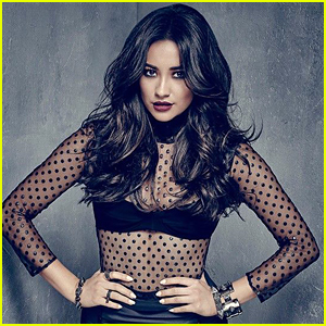 Shay Mitchell Weighs In On Emily Appearing on PLL Spin-off 'The Perfectionists'