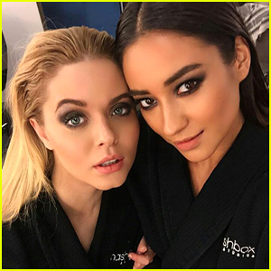 Shay Mitchell is 'So Proud' of Sasha Pieterse's Final Dance on 'DWTS'