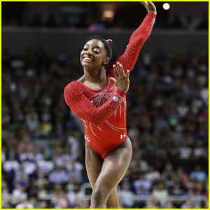 Simone Biles is Returning to Gymnastics Full-Time Next Month