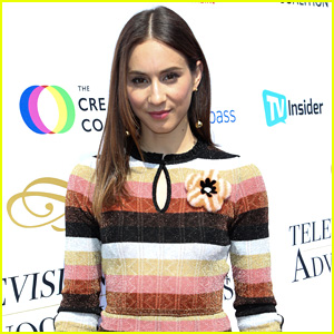Troian Bellisario Speaks Out About Harmful Effects of Photoshopping