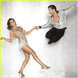 Victoria Arlen & Val Chmerkovskiy Perform Inspiring Foxtrot DWTS Season 25 Week 4
