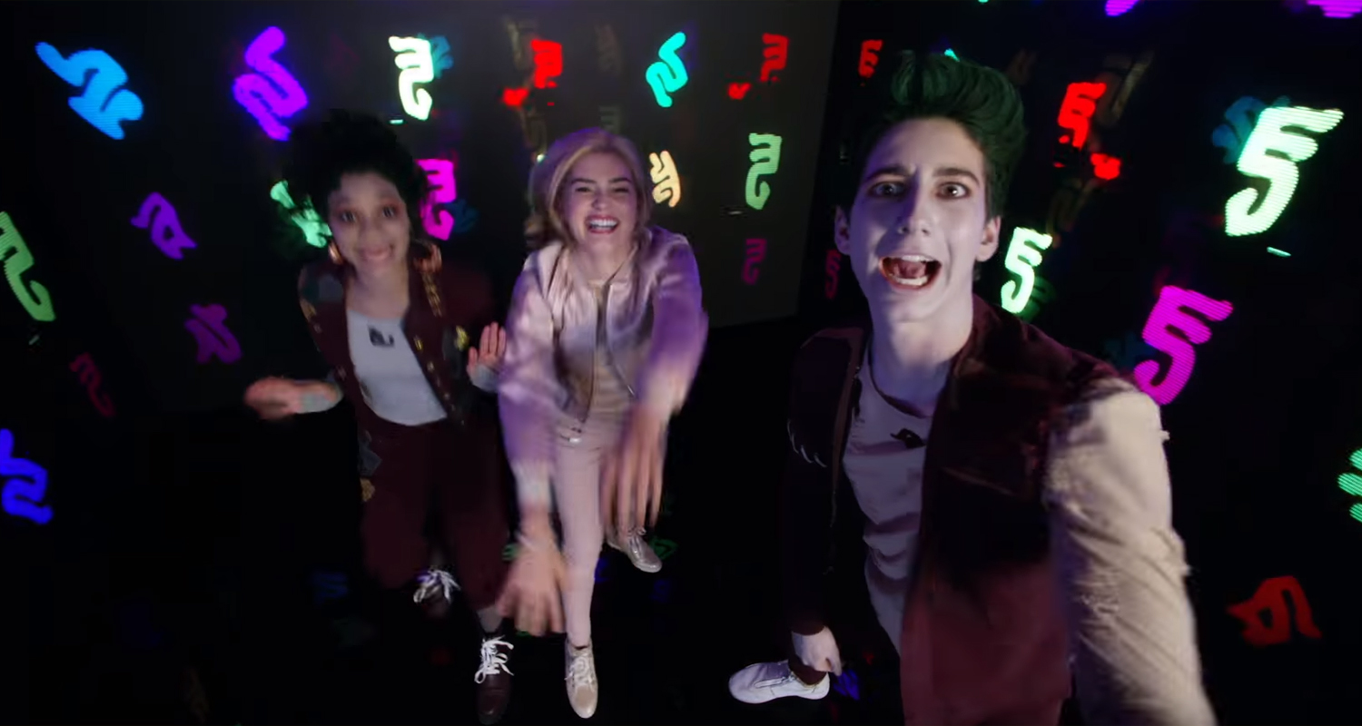 Disney Channel Premieres Zombies Trailer Music Video For Bamm