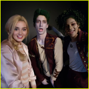 Disney Channel Premieres 'Zombies' Trailer & Music Video For 'BAMM!' - Watch Now!
