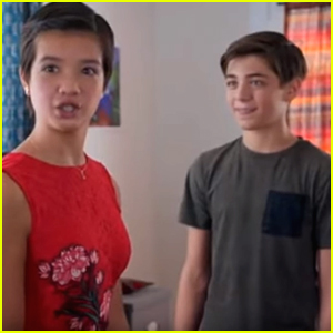 Andi Invites Jonah To Chinese New Year Tonight on 'Andi Mack' - Sneak Peek!