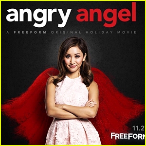 Brenda Song Dishes That 'Angry Angel' is Full of Love Triangles