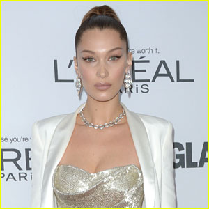 Bella Hadid Shares New Bikini Pic, Wishes BFF Happy Birthday