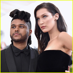 Bella Hadid & The Weeknd Are 'Hanging Out' Once Again After Split (Report)