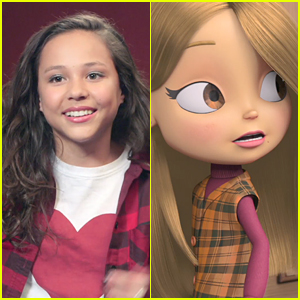 All I Want For Christmas Is You Movie.Breanna Yde Talks About Voicing Young Mariah Carey In All I