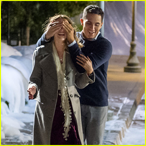 alexa carlos penavegas hallmark movie enchanted christmas airs tonight
