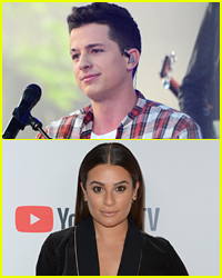 Charlie Puth Revealed He Once Dated Lea Michele