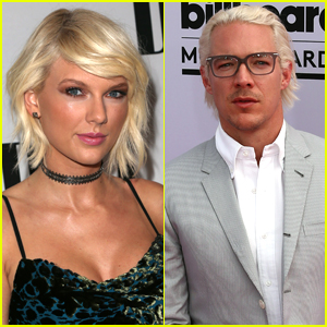 Producer Diplo Calls Out Taylor Swift Again: 'Kids Don't Want To Listen To' Her Music