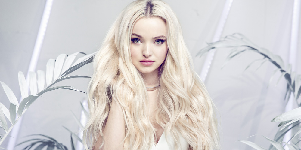 Dove Cameron Teases The Colors Coming In Her Bellami Hair Extension Collection Exclusive