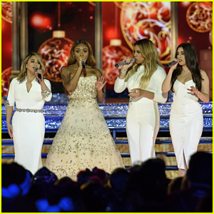 Fifth Harmony Sparkle For 'Wonderful World of Disney: Magical Holiday Celebration' - Sneak Peek Here!