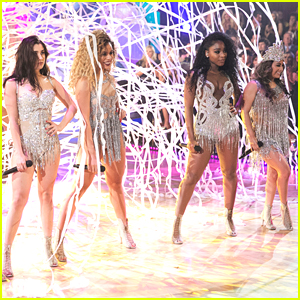Fifth Harmony Return to DWTS For Another Performance For Season 25 - Watch Now!