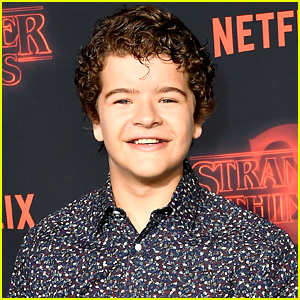 Gaten Matarazzo Shows Off His Singing Skills - Watch Now!