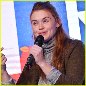 Holland Roden Opens Up About Her 'Channel Zero' Role!