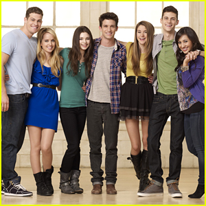 'Secret Life of American Teenager's Daren Kagasoff & India Eisley Reunite in LA