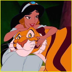 Tiger from aladdin - Tigre de jasmine ...
