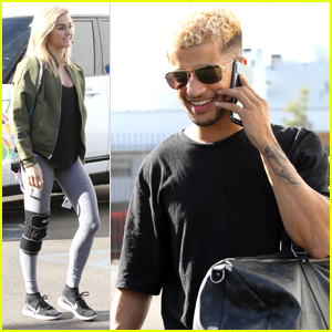 Jordan Fisher & Lindsay Arnold Remind Fans How Important DWTS Voting is For The Finals