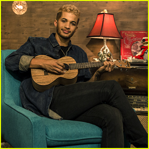 Jordan Fisher Got 13 Jackets For Christmas One Year (Exclusive)