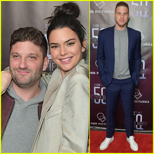 Kendall Jenner & Rumored Boyfriend Blake Griffin Both Attended an Event in Beverly Hills!