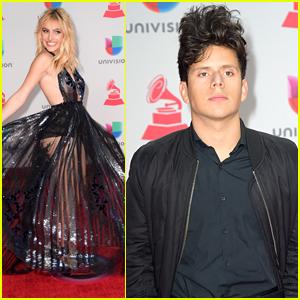 Lele Pons & Rudy Mancuso Present at Latin Grammy Awards 2017 in Vegas