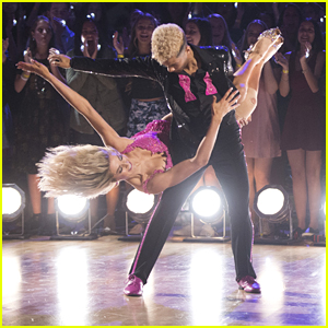 Lindsay Arnold Reflects On Last Rehearsals with Jordan Fisher Just Hours Before DWTS Season 25 Finale (Exclusive)
