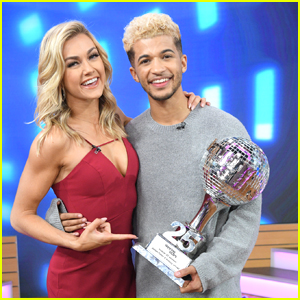 Lindsay Arnold Confesses She's Already Having Withdrawals of Not Dancing With Jordan Fisher