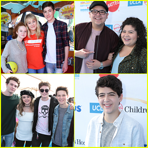 Brec Bassinger, DeVore Ledridge, Sofia Wylie & More Step Out For Mattel's Party On The Pier 2017