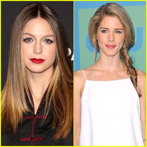 Melissa Benoist & Emily Bett Rickards Release Powerful Statements Following 'Arrow' Producer Andrew Kreisberg's Suspension