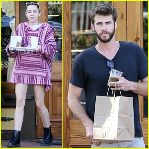 during which movie did miley cyrus and liam hemsworth meet the robinsons