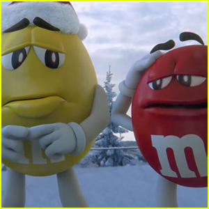 M&M's Debuts Sequel to Their Iconic Christmas Commercial - Watch Now!