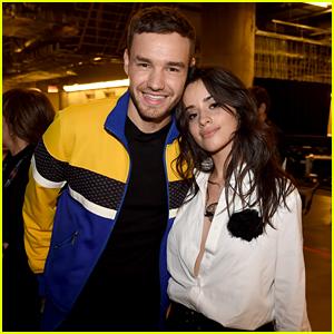 Liam Payne & Camila Cabello Team Up at Kiss FM's Jingle Ball 2017